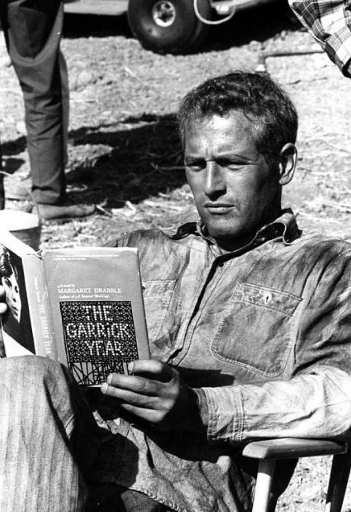 Hollywood Men Paul Newman