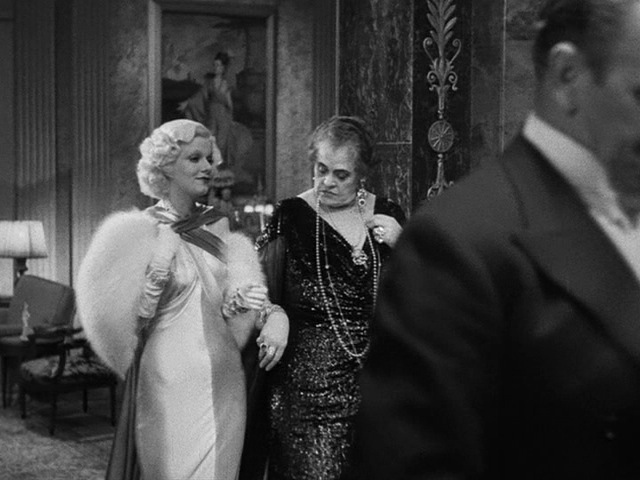 end Marie 2 Jean Harlow Dinner at Eight