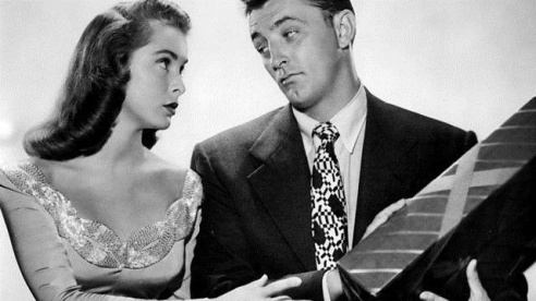 robert mitchum and janet leigh holiday affiar christmas movie