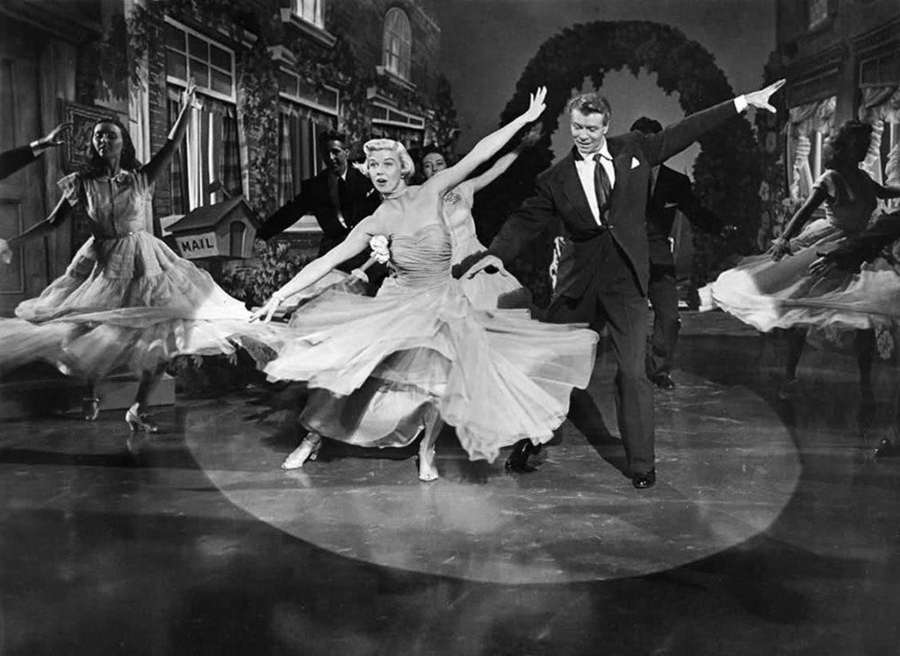 Doris Day Dancing
