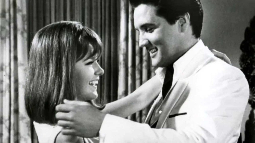 Elvis and Shelly Fabraes Girl Happy