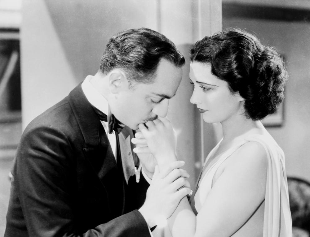 william-powell-and-kay-francis-in-one-way-passage-1932